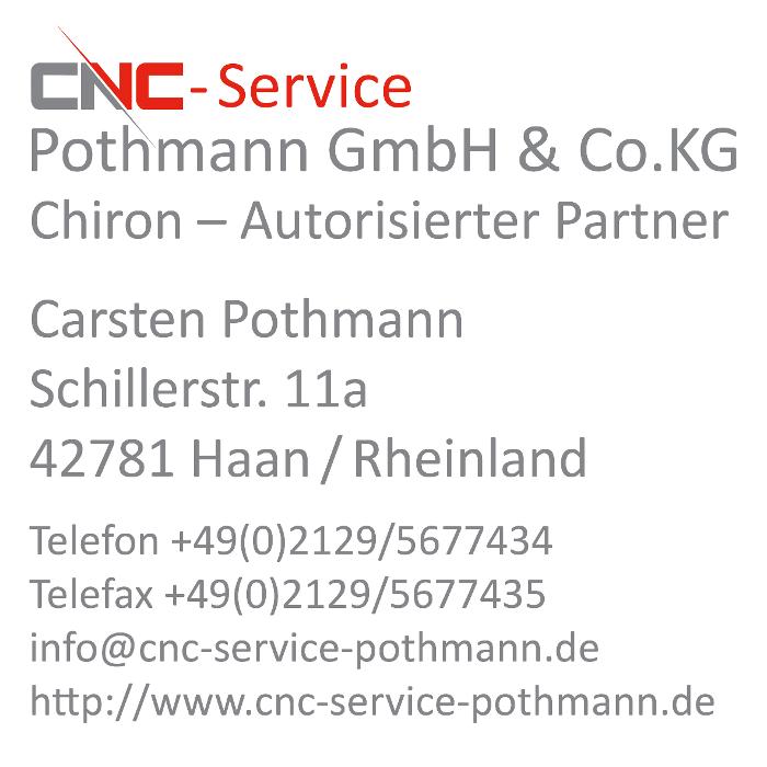 Bild zu CNC-Service Pothmann GmbH & Co.KG in Haan im Rheinland