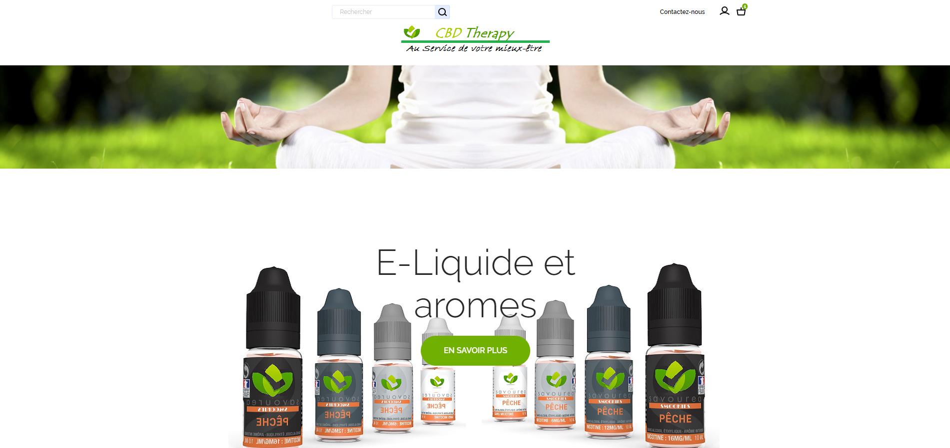 CBD Therapy France