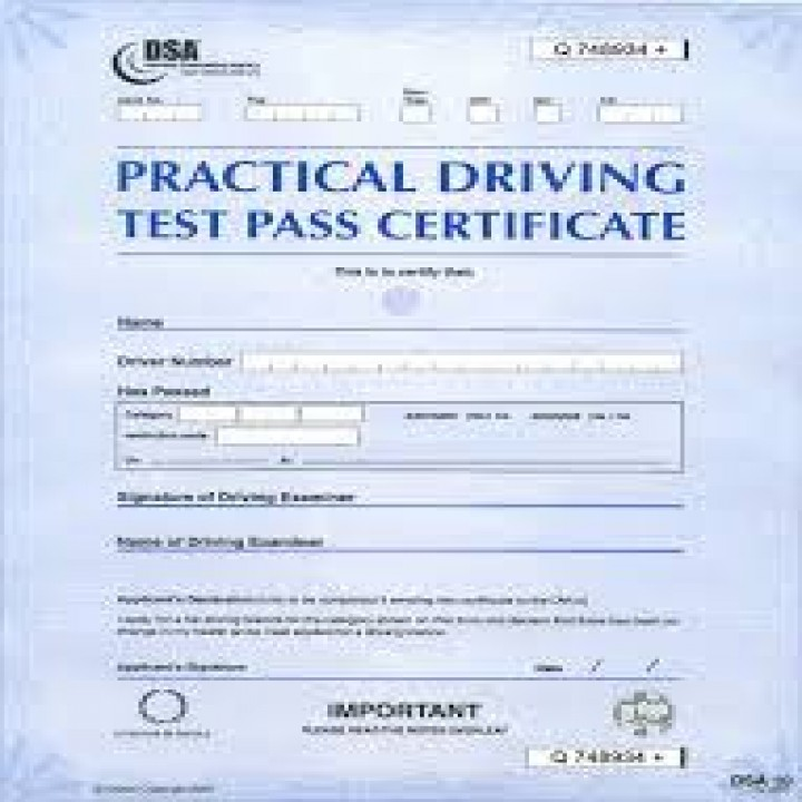 pass my driving test quickly