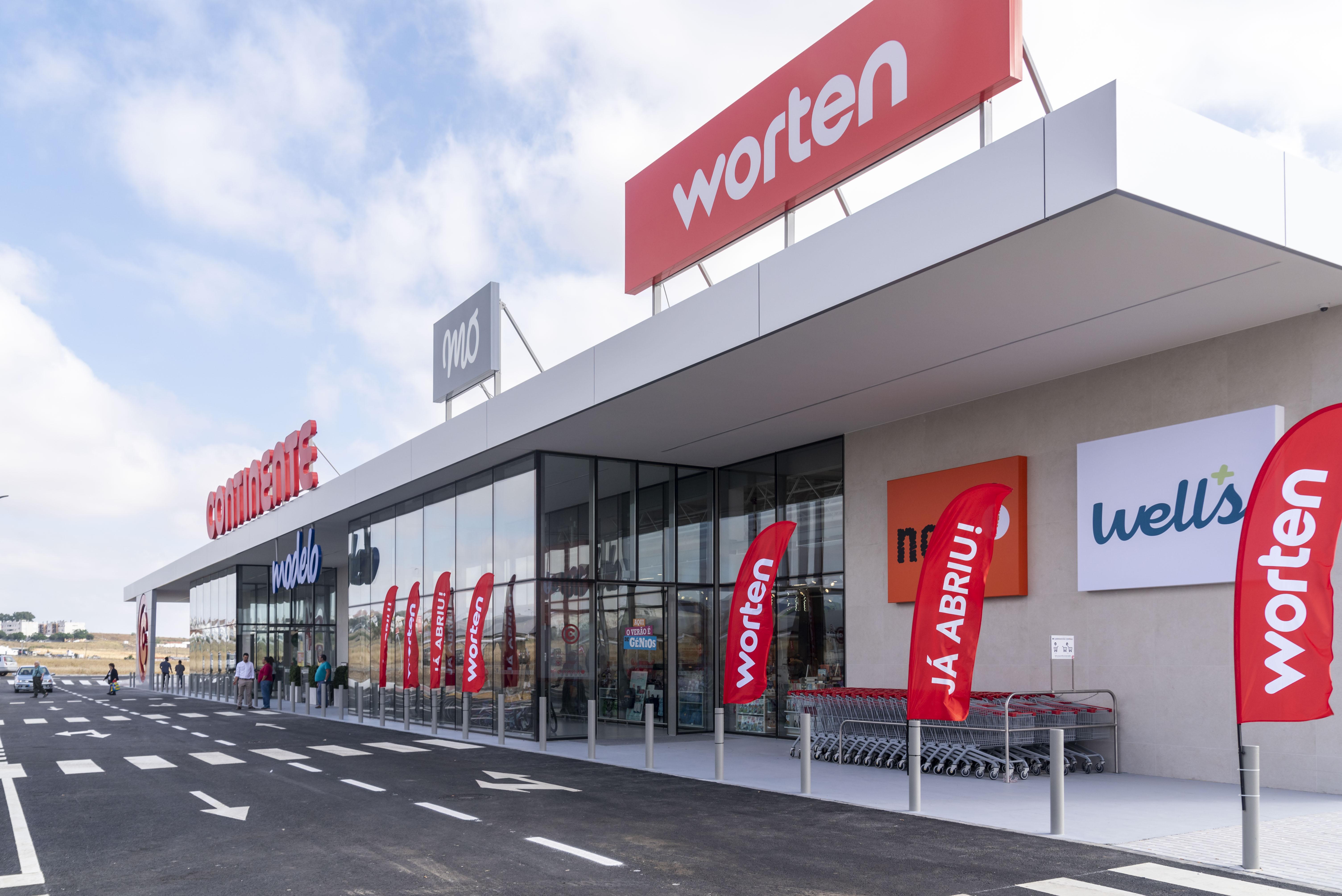 Continente Modelo Beja Retail