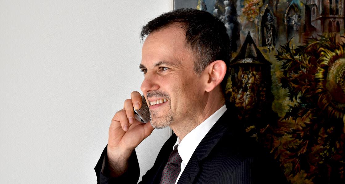 Notar Dr. Alexander Grein