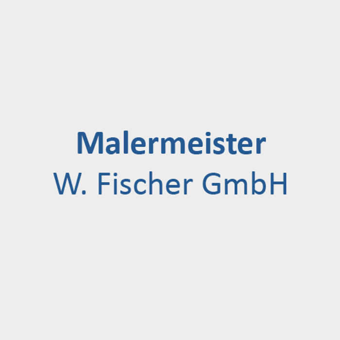Bild zu Malermeister W. Fischer GmbH in Dortmund
