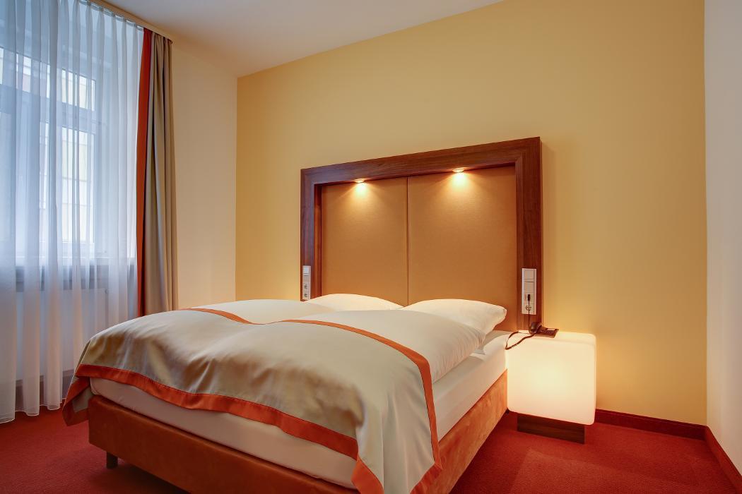 Centro Hotel Augusta, Augustaanlage in Mannheim