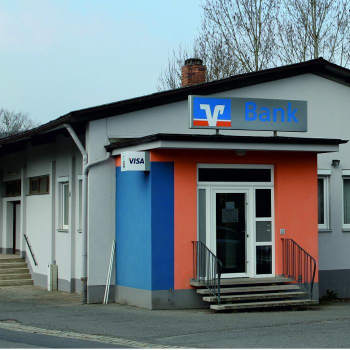Bild der VR-Bank Lichtenfels-Ebern eG, Geschäftsstelle Klosterlangheim