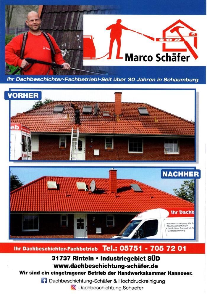Bild zu Dachbeschichtung-Schäfer & Hochdruckreinigung in Rinteln