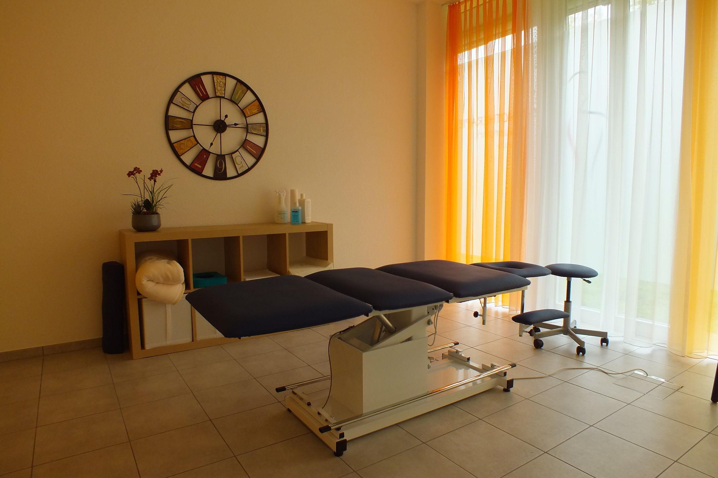 Physiotherapie im Auenpark