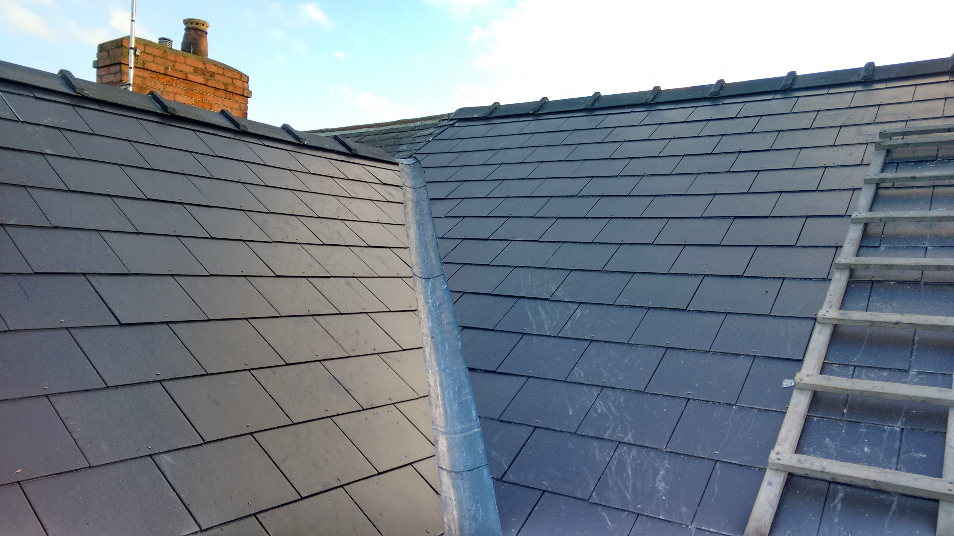 1St Active Roofing