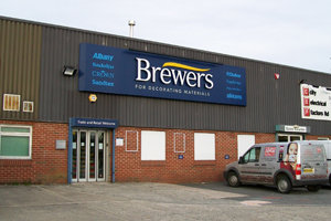 Brewers Decorator Centres - Barnstaple, Devon EX32 8QA - 01271 343028 | ShowMeLocal.com