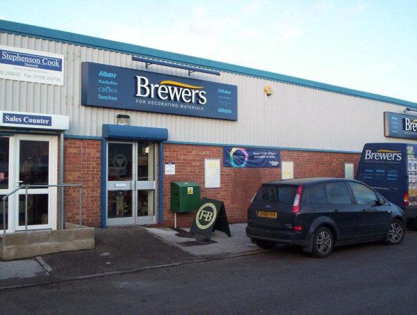 Brewers Decorator Centres - Derby, Derbyshire DE21 4BD - 01332 290708 | ShowMeLocal.com
