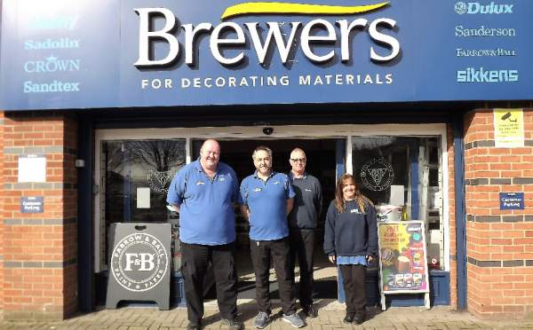 Brewers Decorator Centres - Winchester, Hampshire SO23 7RY - 01962 865224 | ShowMeLocal.com