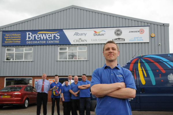Brewers Decorator Centres - Morecambe, Lancashire LA3 3DY - 01524 381978 | ShowMeLocal.com