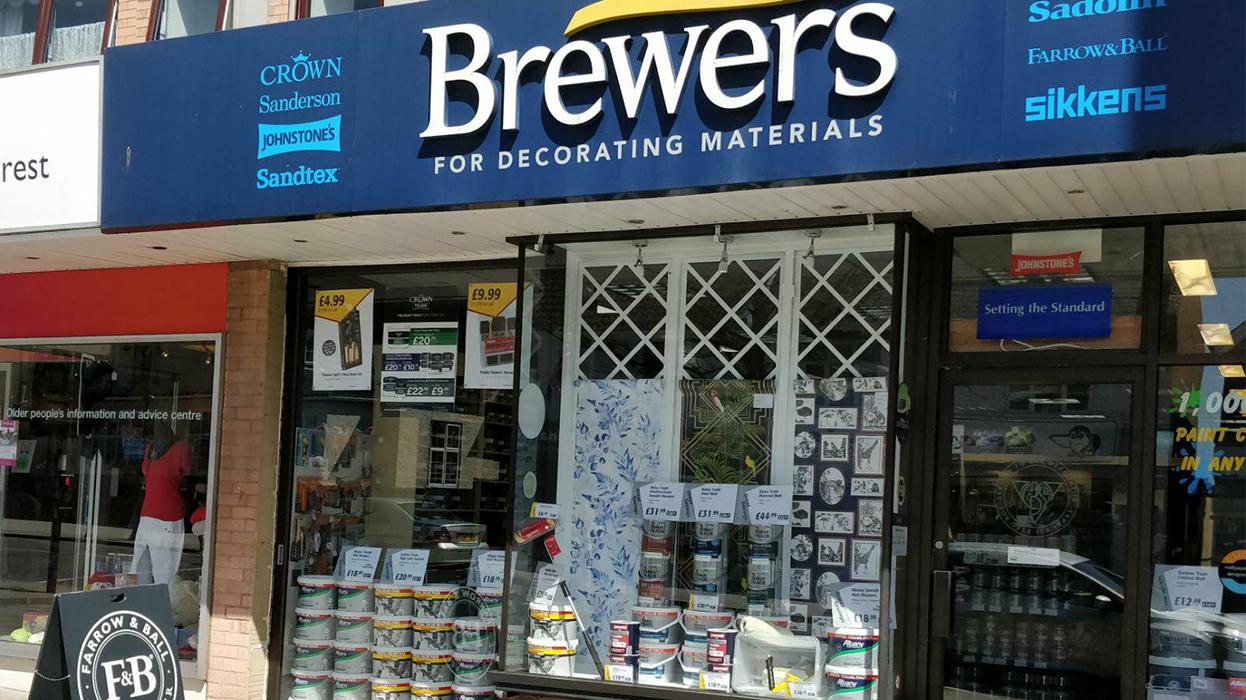 Brewers Decorator Centres - New Milton, Hampshire BH25 6HY - 01425 618848 | ShowMeLocal.com