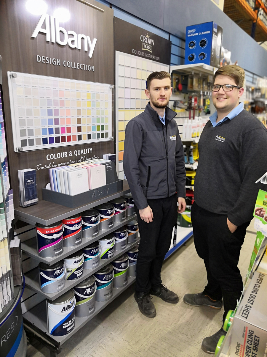 Brewers Decorator Centres Wallpaper Retail In