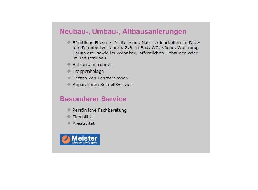 Peter Schreiner Fliesen GmbH
