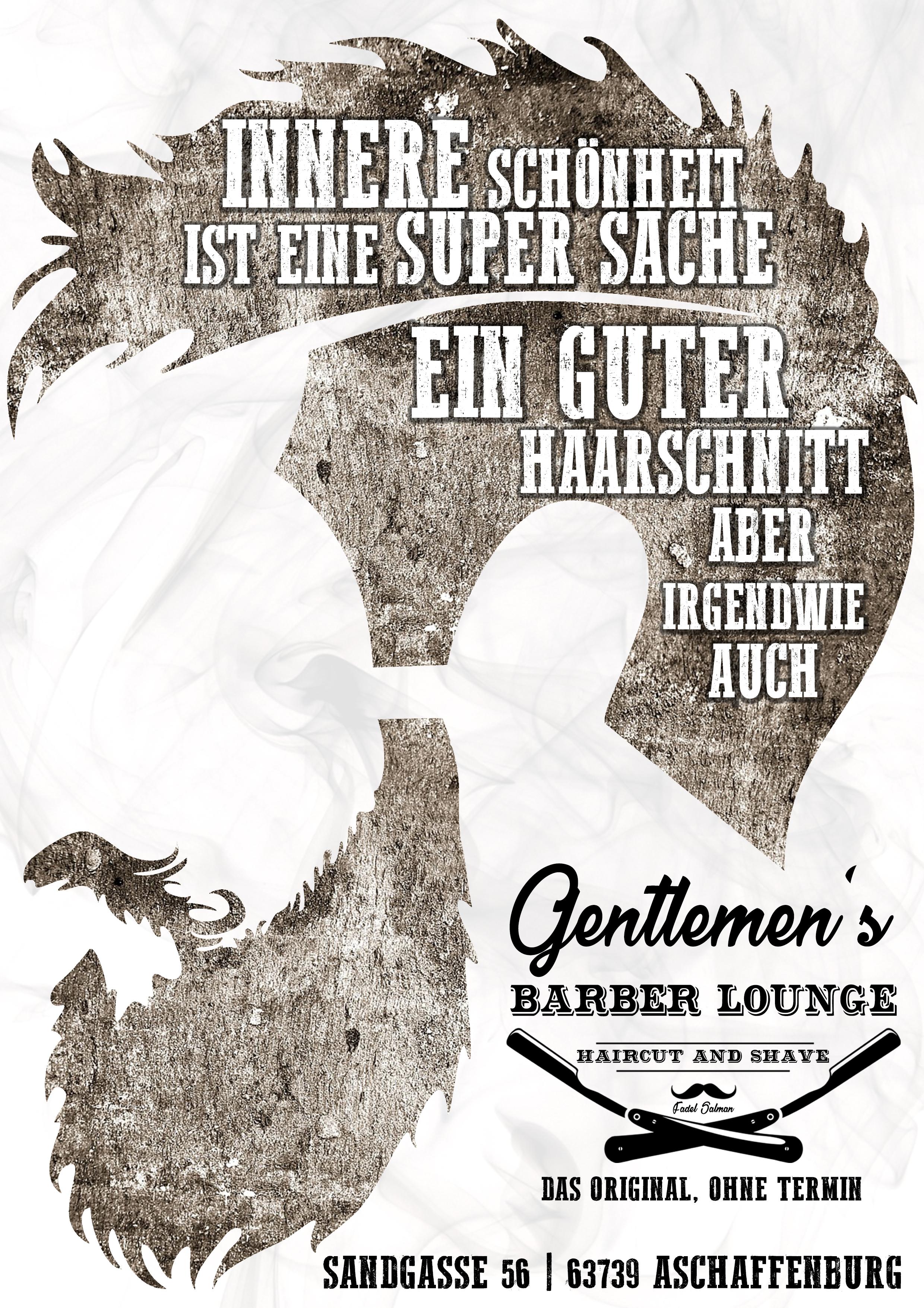 Gentlemens Barber Lounge