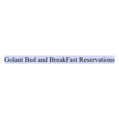 The Golant Hotel