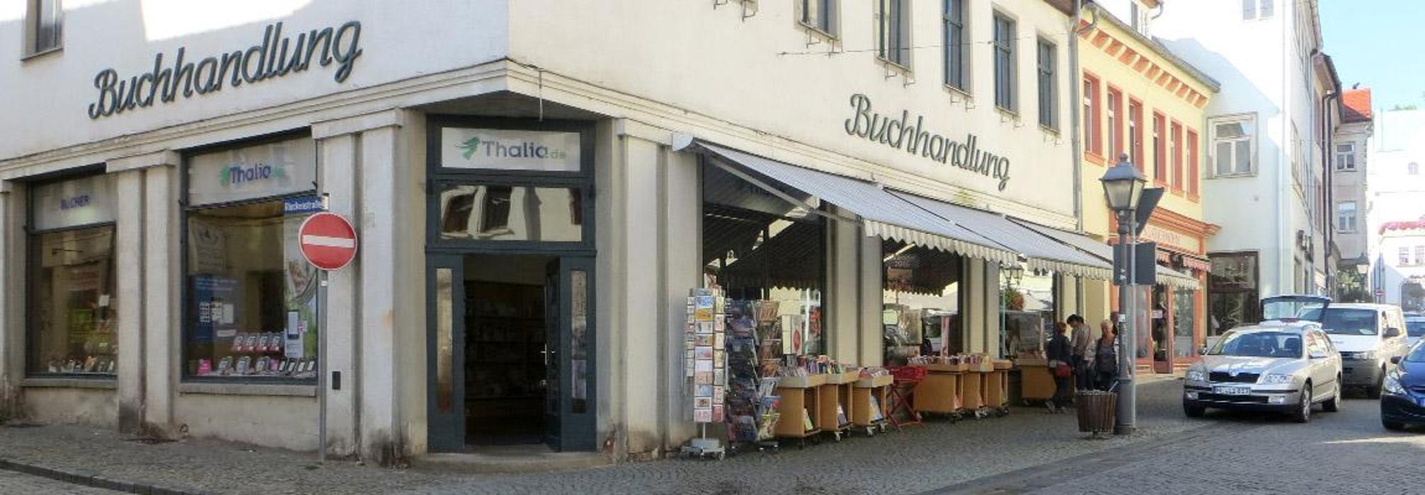 Thalia Lutherstadt Eisleben • Lutherstadt Eisleben Markt