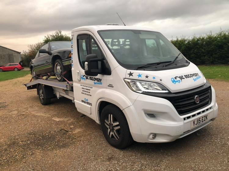 SC Recovery Services - Colchester