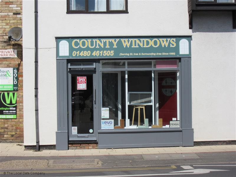 image of County Windows