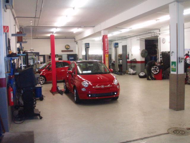 Minerva Garage AG