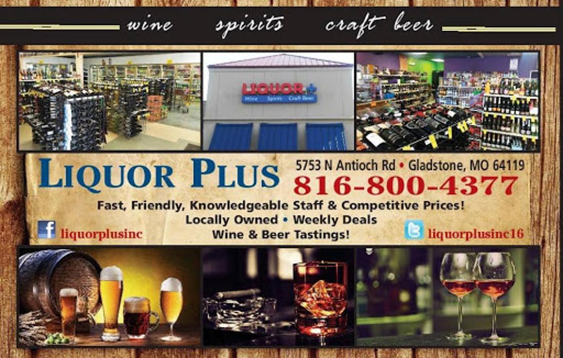 Liquor Plus Wine, Spirits, and Craft Beer - Kansas City, MO