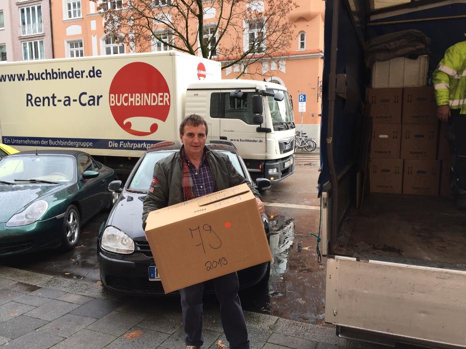 Bild zu Mößlacher Entrümpelungen München Wohnungsauflösung und Haushaltsauflösung ENTSORGUNG in München