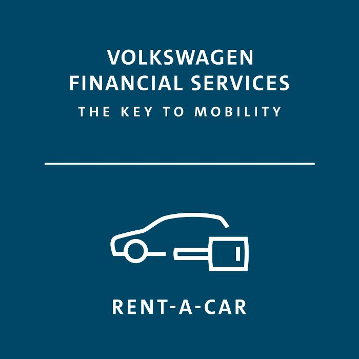VW FS Rent-a-Car - München Frankfurter Ring