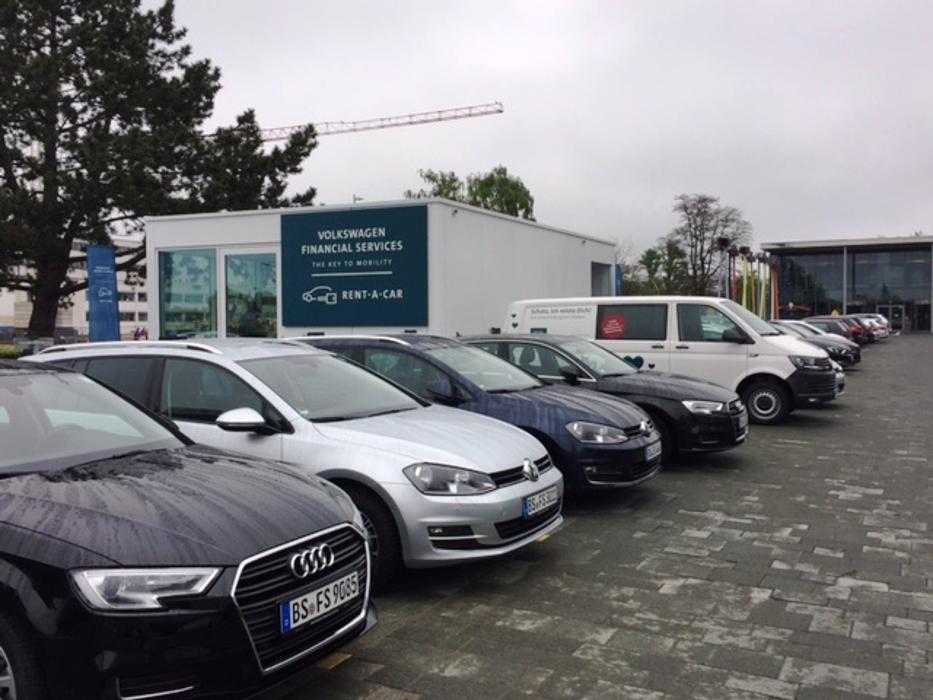 VW FS Rent-a-Car - Braunschweig Nord Schmalbachstraße, Schmalbachstraße in Braunschweig