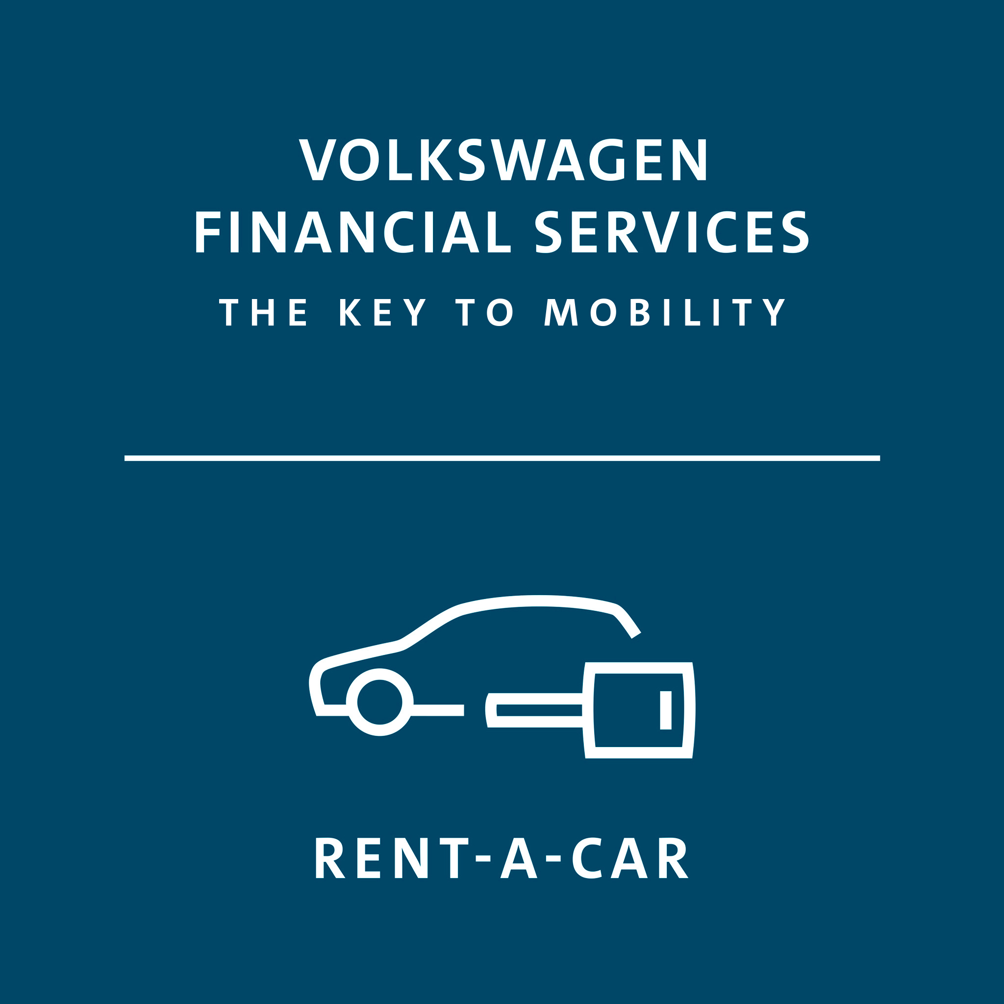 VW FS Rent-a-Car - Frankfurt Ost