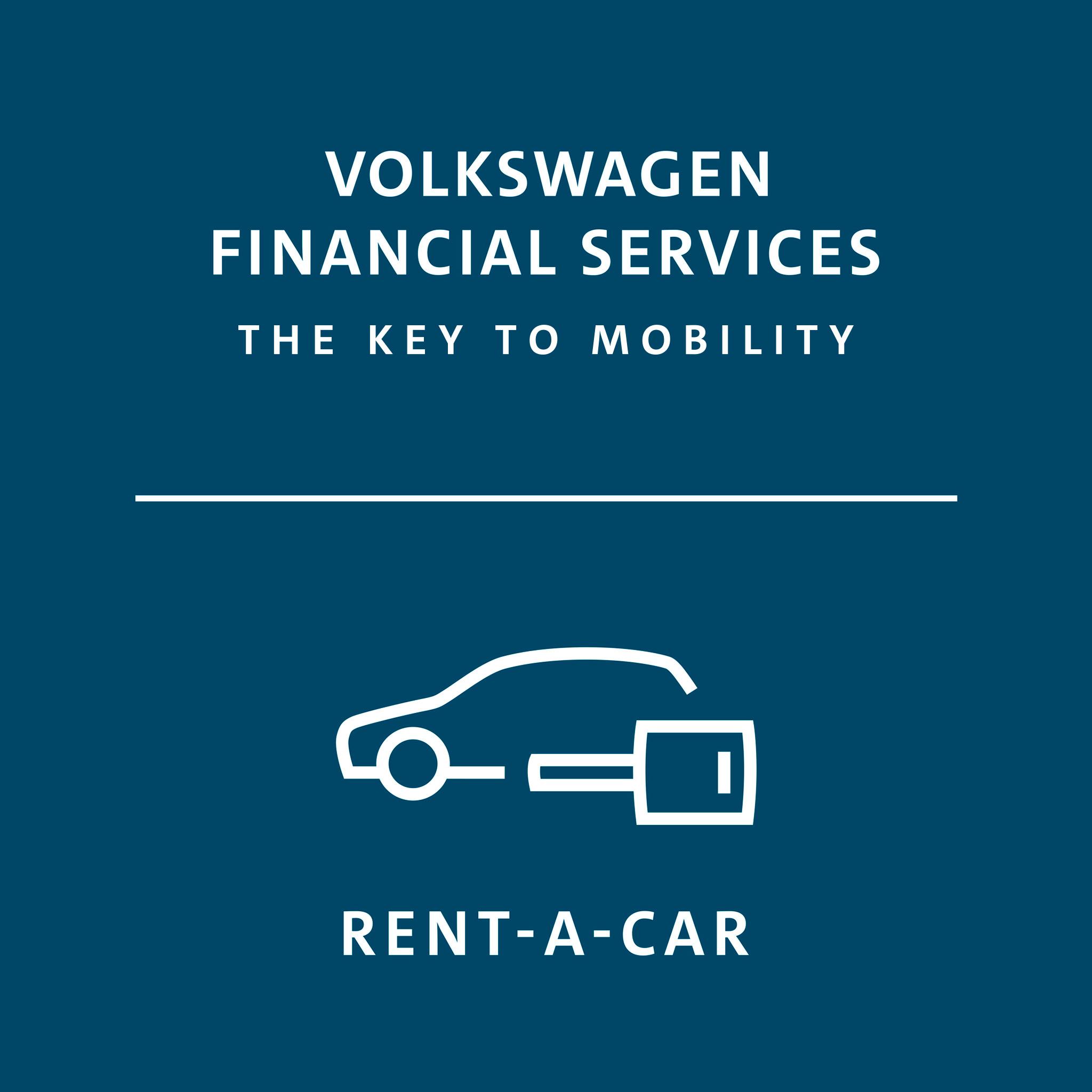 VW FS Rent-a-Car - Stuttgart Wangen