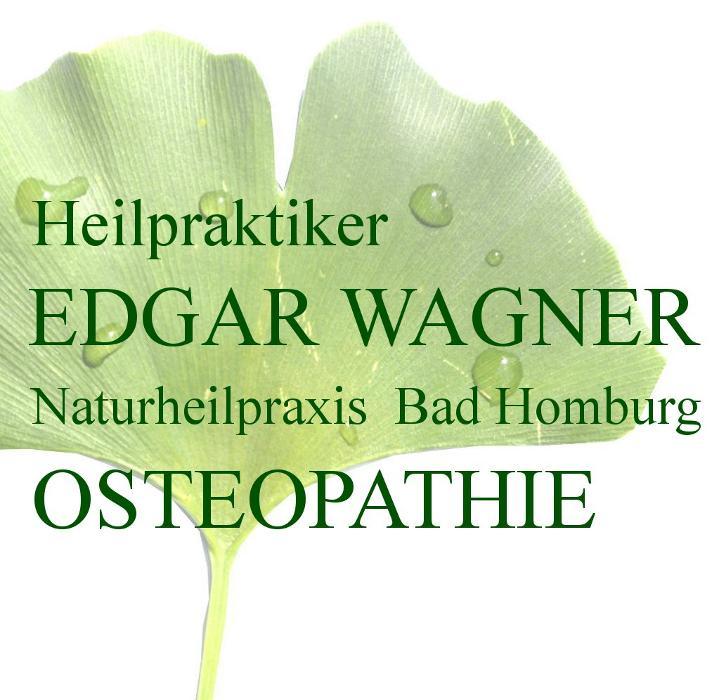 Bild zu Edgar Wagner Heilpraktiker Osteopathie in Bad Homburg vor der Höhe