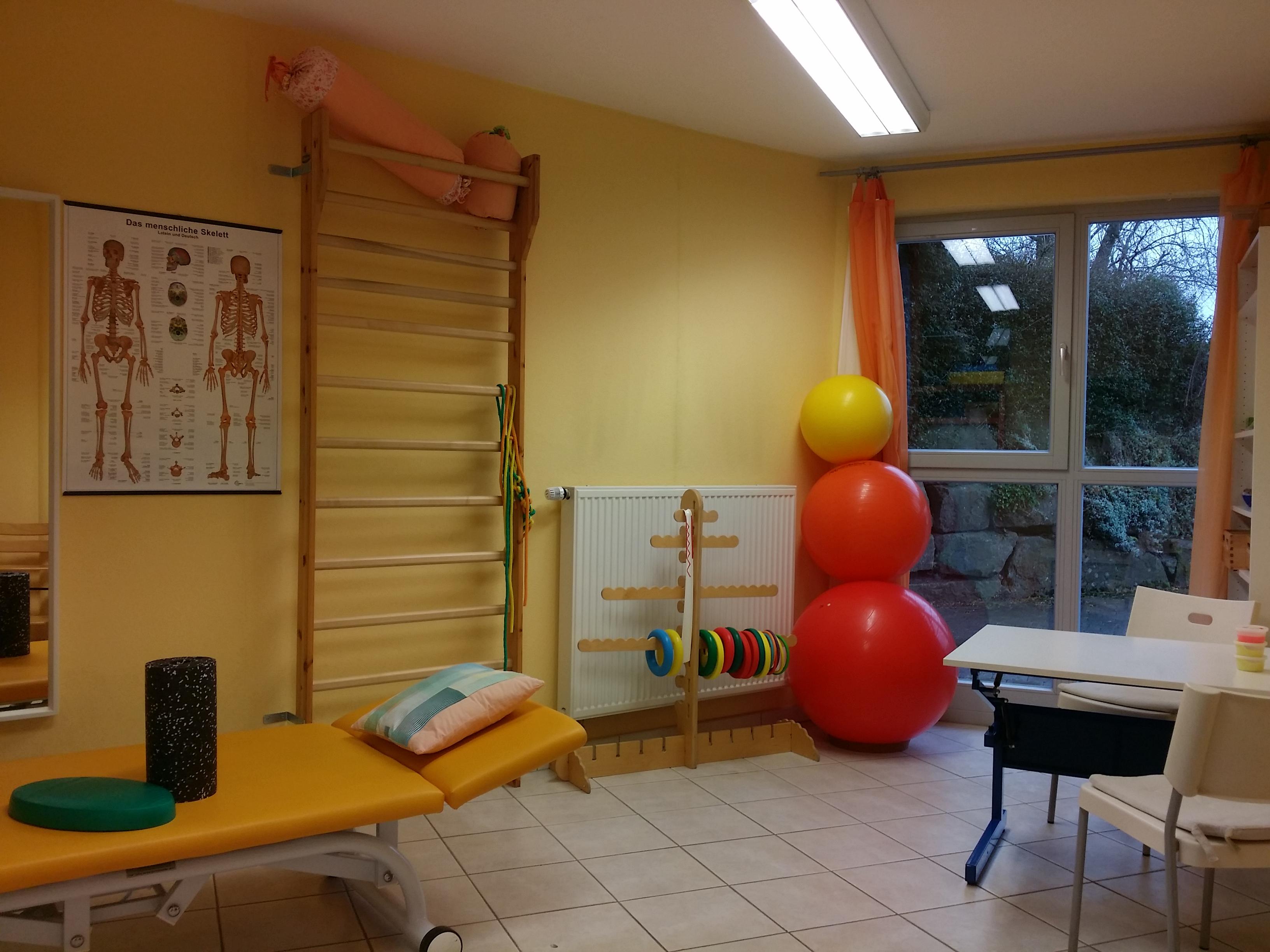 Praxis für Ergotherapie Benjamin Zweigle
