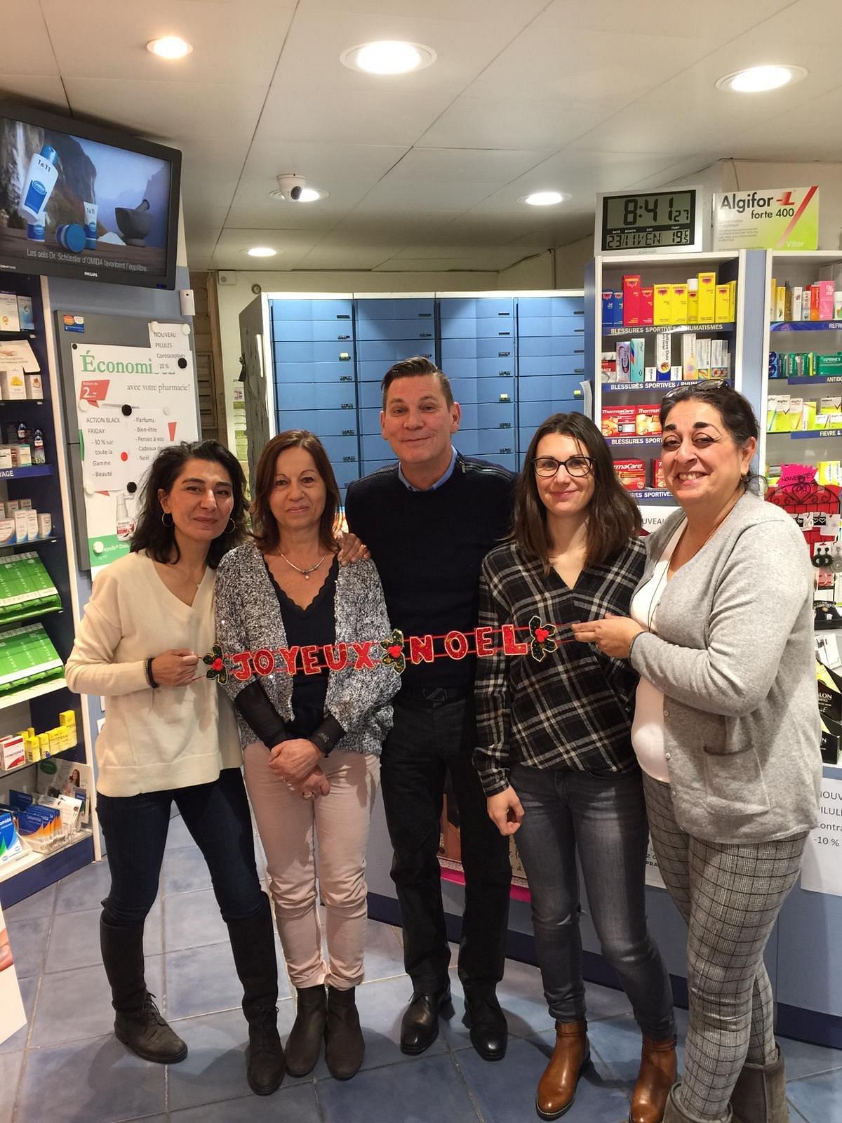 Pharmacie Gonin