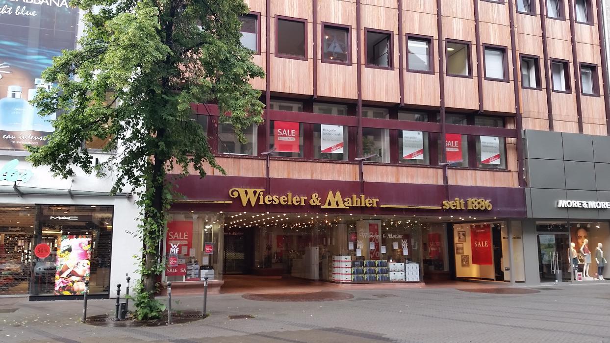 WMF • Nürnberg, Karolinenstraße 27 - Öffnungszeiten & Angebote