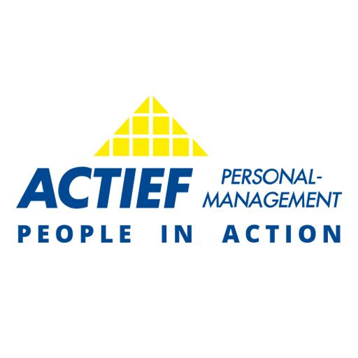Actief Personalmanagement Nürnberg Logo