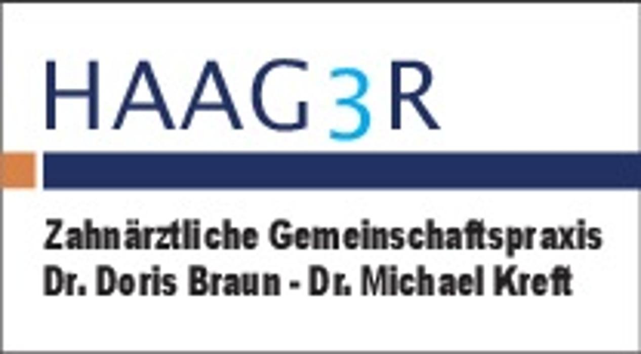 Bild zu HAAG3R Zahnarztpraxis Dr. Doris Braun & Dr. Michael Kreft in Erding