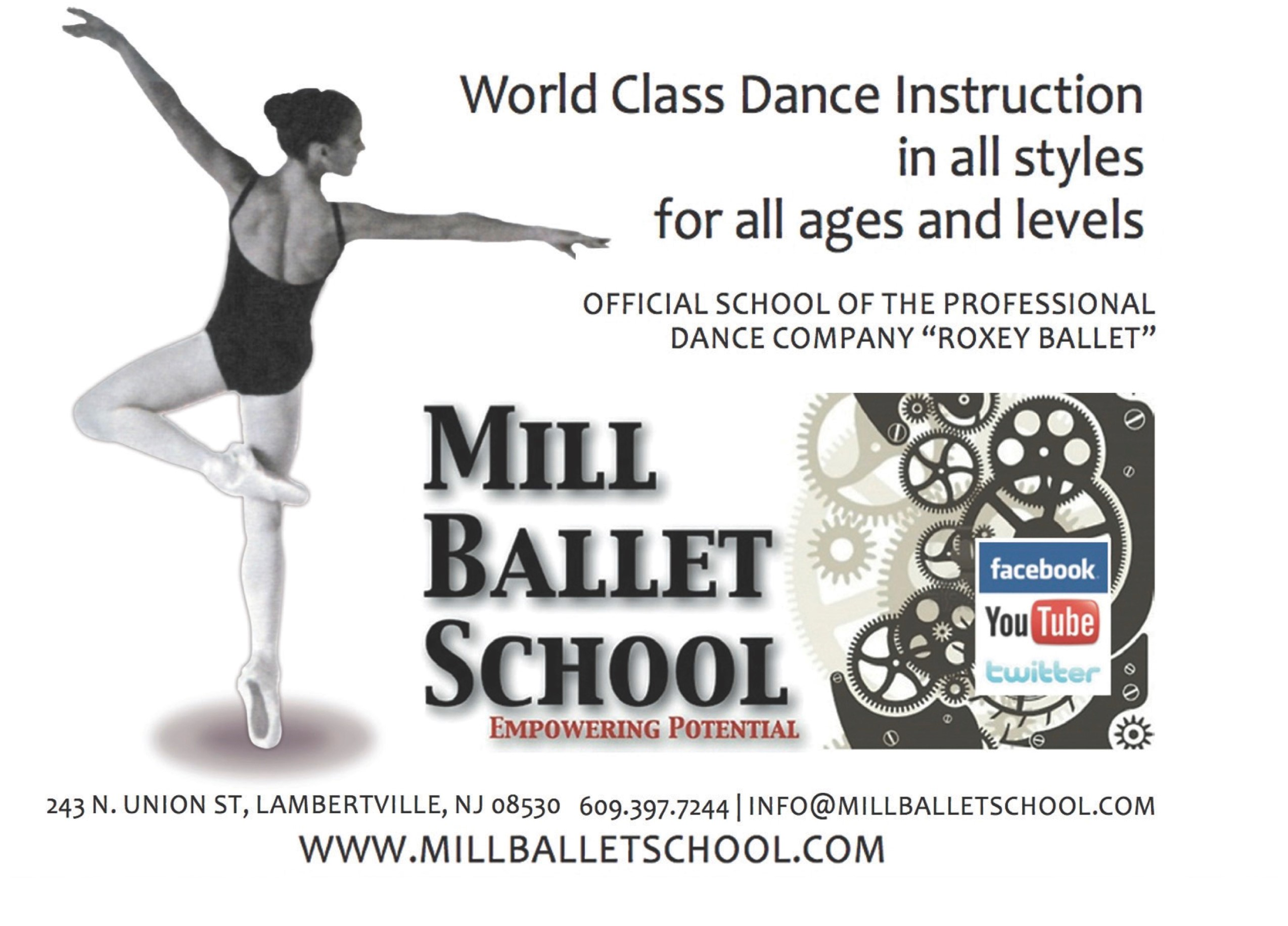 The Mill Ballet School