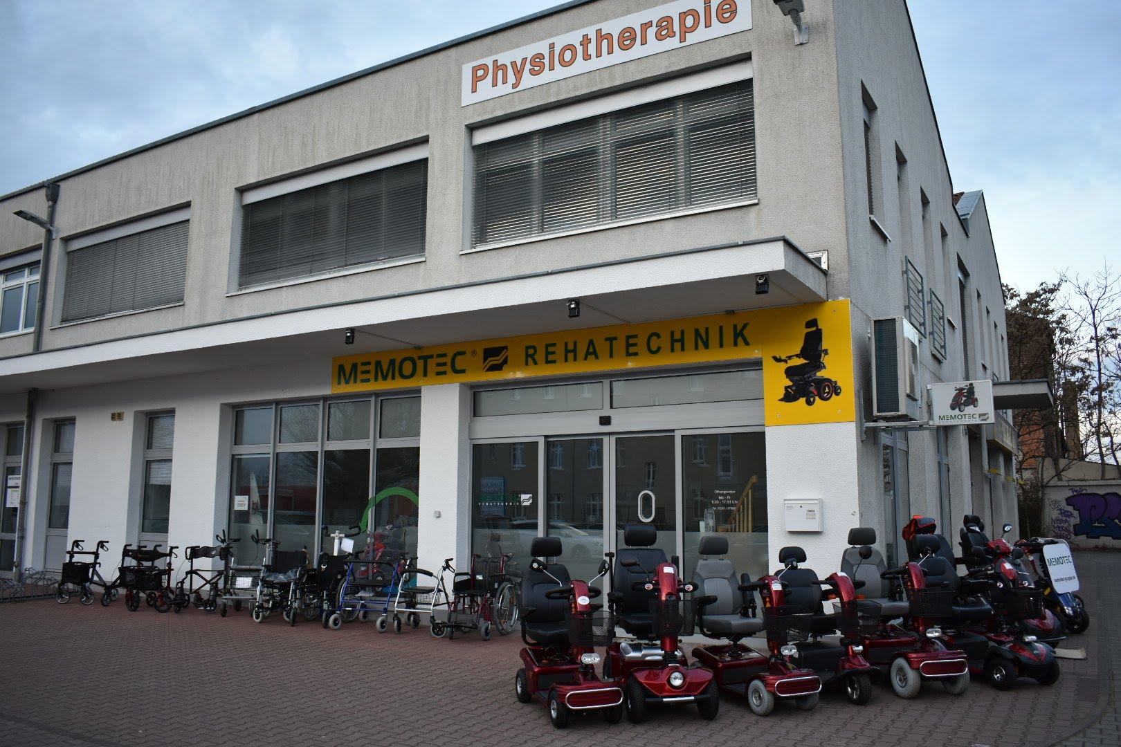 Foto de Memotec Rehatechnik - Sanitätshaus Oranienburg & Hilfsmittelverleih