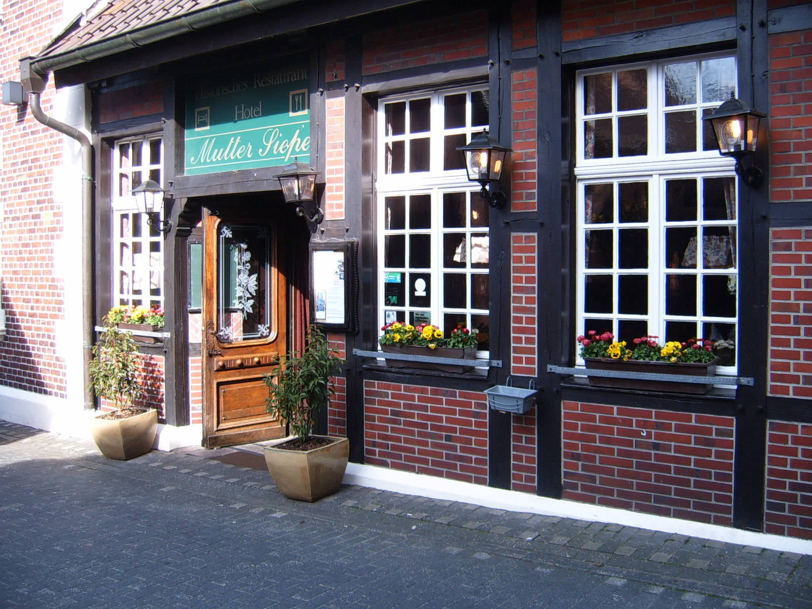 Hotel Mutter Siepe Historisches Hotel