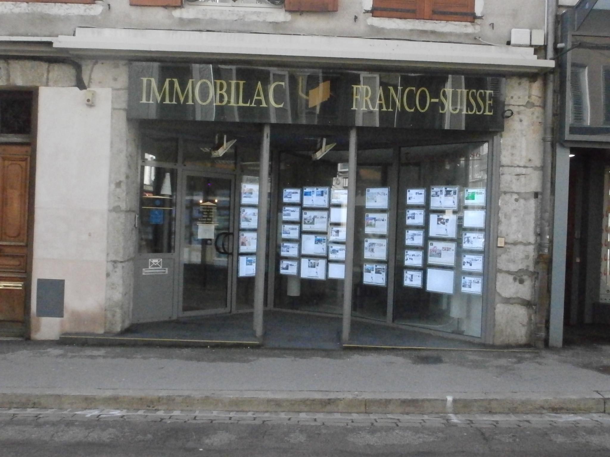 IMMOBILAC FRANCO-SUISSE