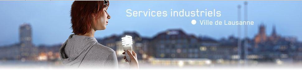 Services industriels Lausanne
