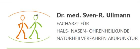 Ullmann Sven-Roland HNO-Facharzt