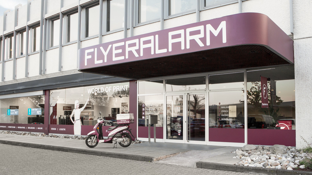 FLYERALARM Headquarter