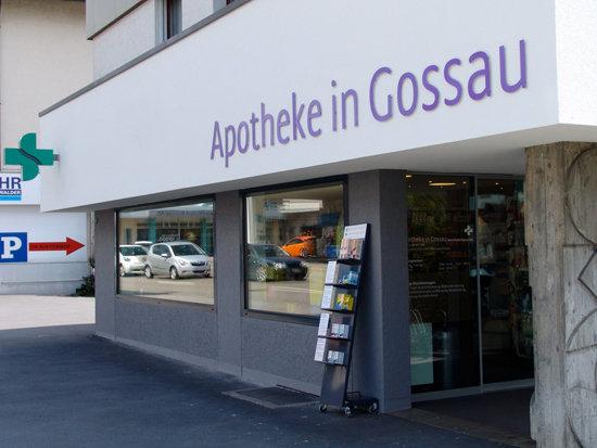 Apotheke in Gossau