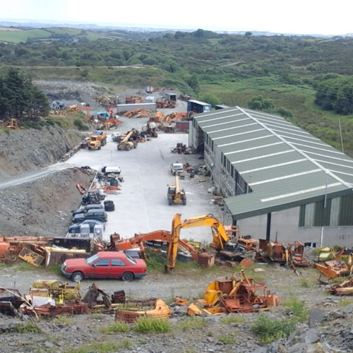 James Wightman Digger Breakers - Ballynahinch, County Down BT24 8QQ - 02897 561550 | ShowMeLocal.com
