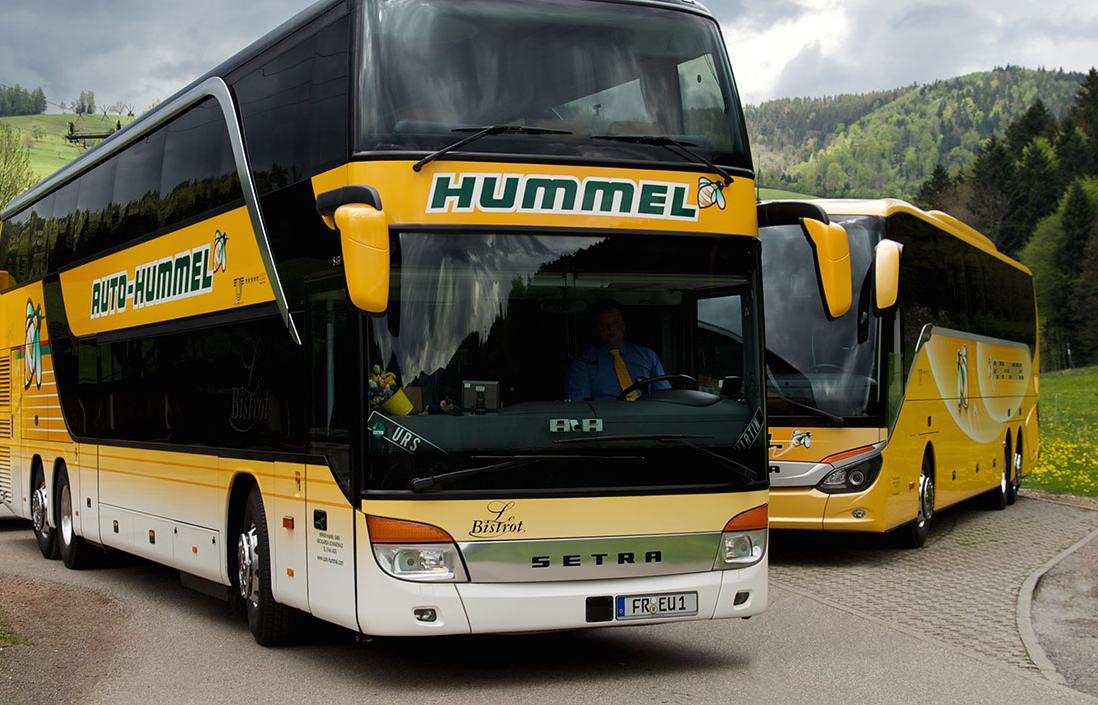 werner hummel omnibusverkehr gmbh in 79199 kirchzarten. Black Bedroom Furniture Sets. Home Design Ideas