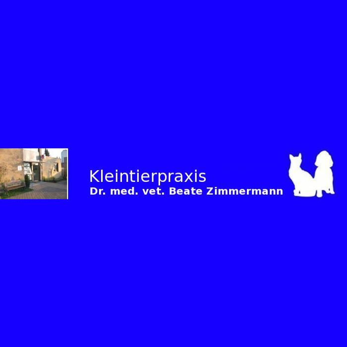 Bild zu Tierärztin Dr. Beate Zimmermann in Bad Homburg vor der Höhe