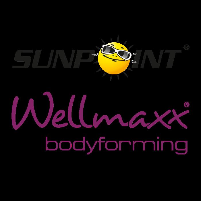 Logo von SUNPOINT Solarium & WELLMAXX Bodyforming