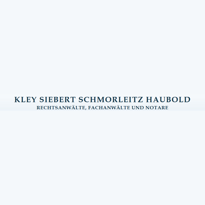 Bild zu Ulrich Kley, Thomas Siebert, Peter Schmorleitz, Birgit Haubold Rechtsanwälte, Fachanwälte und Notare in Usingen