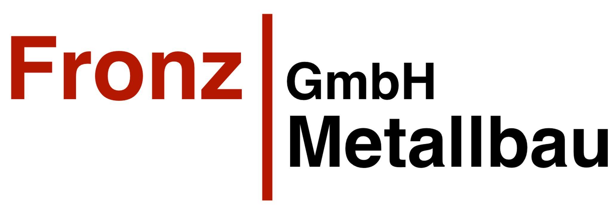 Bild zu Fronz Metallbau GmbH in Obrigheim in Baden